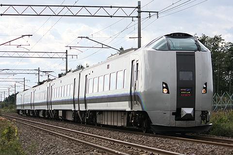 JR北海道 789系1000番台「スーパーカムイ」
