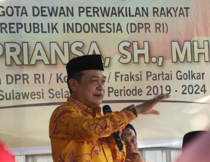 Supriansa Anggota Komisi III DPR RI Respon Pelaku Bullying di Pangkep