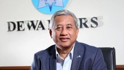 Foto Mohammad Nuh. Komentar Ketua Dewan Pers Terkait Maklumat Kapolri Soal FPI.