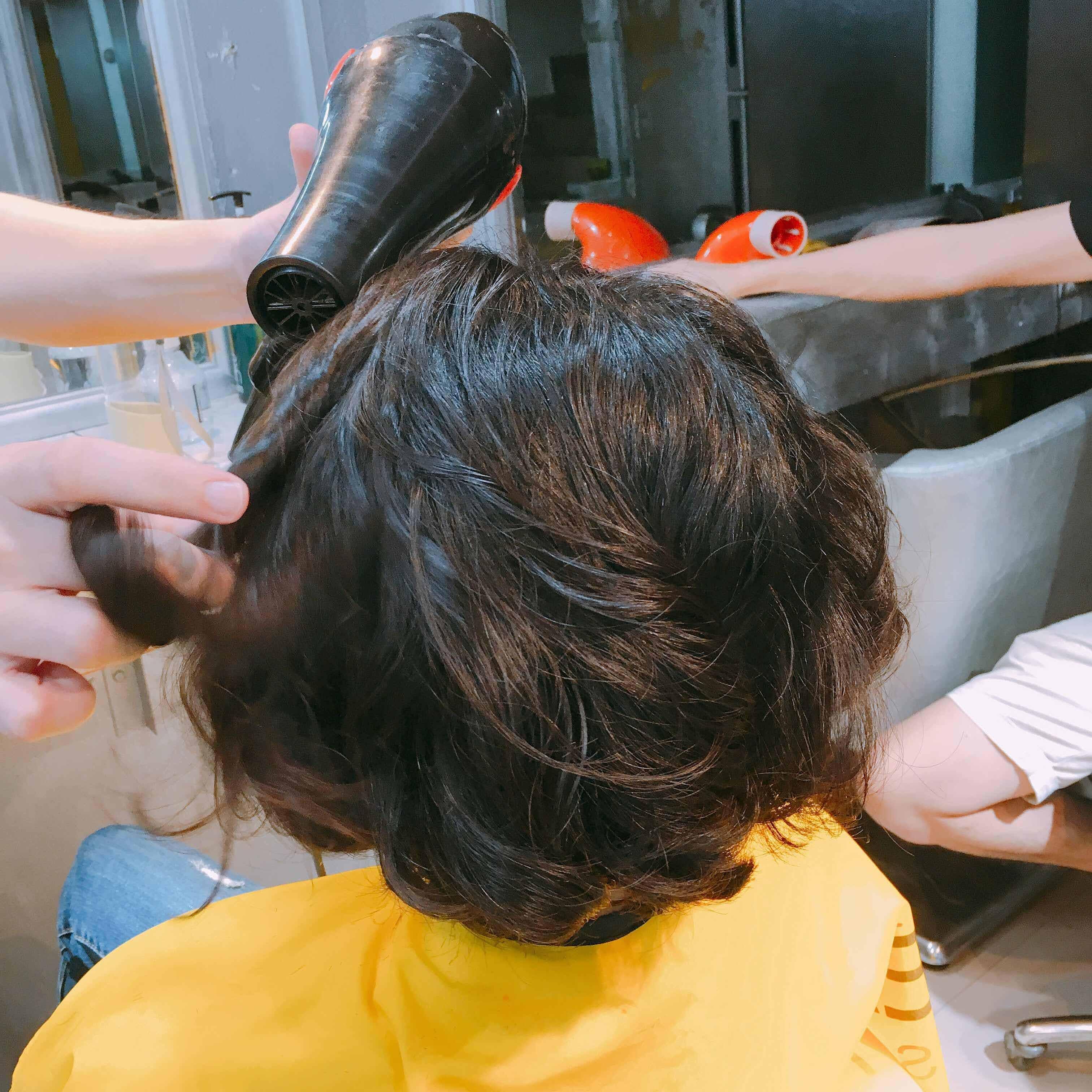 Kiểu tóc Bob uốn sóng vểnh Kawai đẹp chất ngất : nhìn là thèm