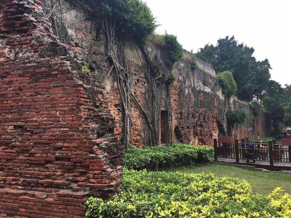 anping old fort fort zeelandia tainan Taiwan
