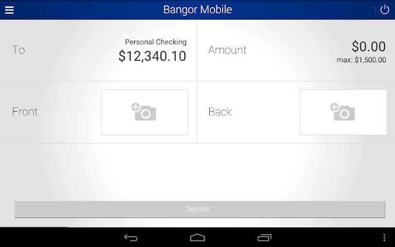 android Bangor Mobile Screenshot 9