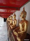 Bangkok - Buddhas überall