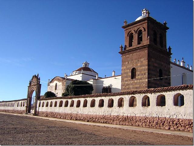 Jesús de Machaca: municipio paceño (Bolivia)