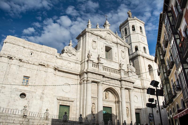 Catedral de Valladolid, La Inacabada