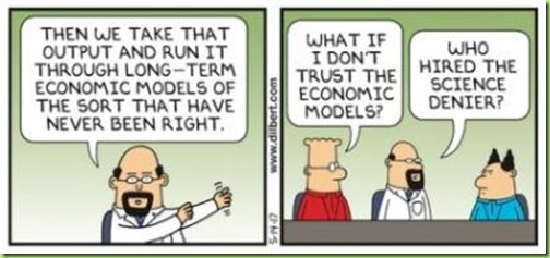 science deniers dilbert
