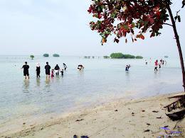 family trip pulau pari 090716 Fuji 134