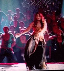 Tamannah Bhatia hot expressions in an item song bouncy melons