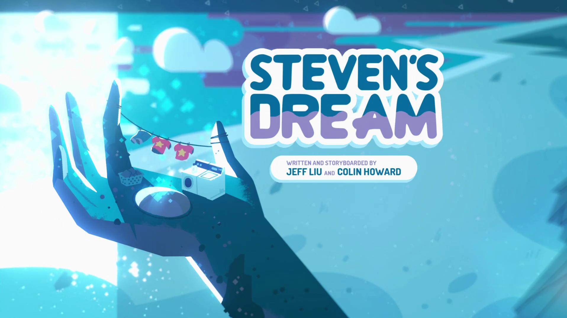 Steven Universo - O Sonho do Steven