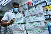 dampak corona,pabrik masker di surabaya kebanjiran pesanan #coronavirus
