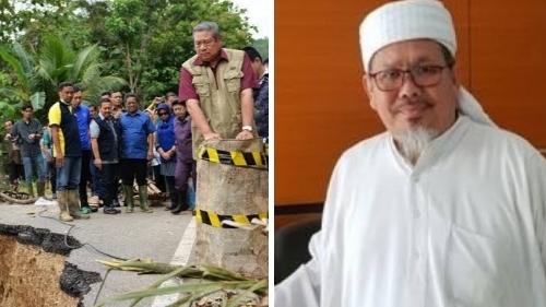 Singgung Bencana, Mendadak Tengku Zulkarnain Teringat SBY.