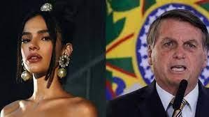 Bruna Marquezine detona Bolsonaro na rede social: 'Monstro'
