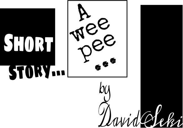A Wee Pee in His Pants