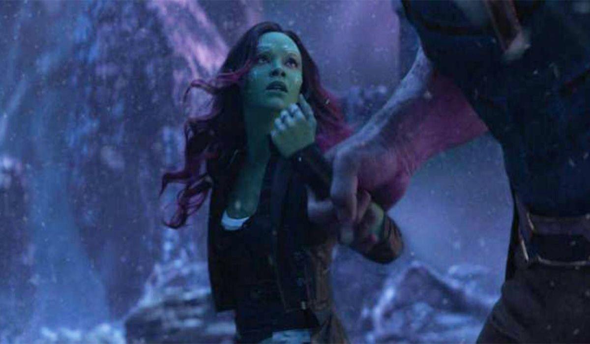 Gamora's death - The most emotional scene-Marvel-Infinity-Saga