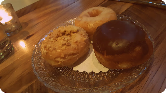 THE DONUTS! The Guild House, Columbus, Ohio