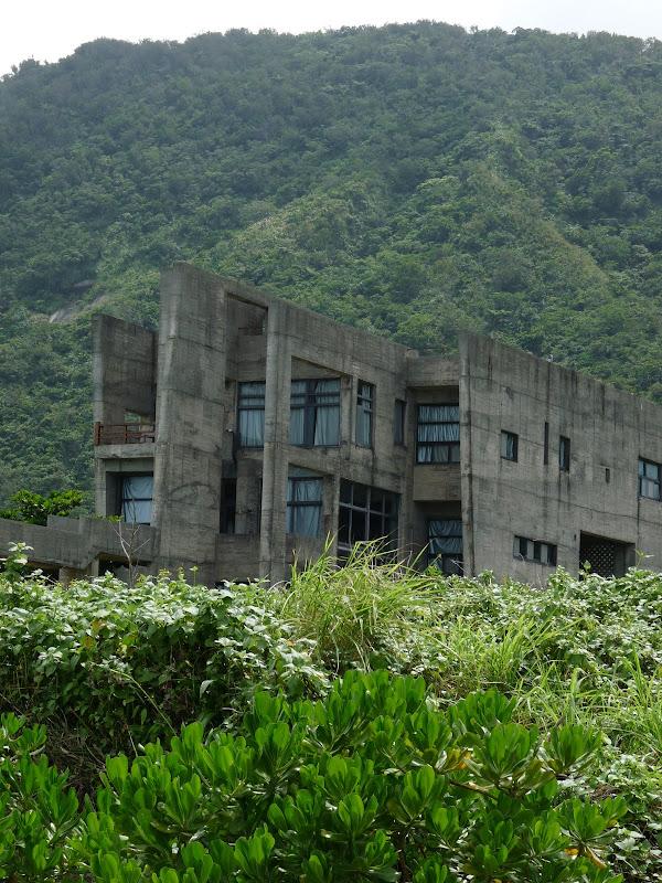 A une heure de route au sud de Hualien,Guest house,incroyable mais vrai, vue mer