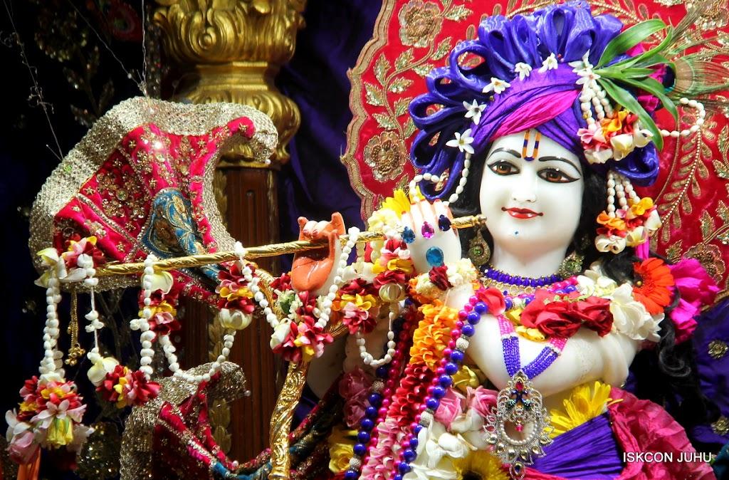 ISKCON Juhu Sringar Deity Darshan on 10th July 2016 (15)
