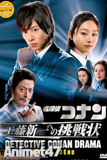 Conan Phần 3 -Conan Live Action 3 -  2011 Poster