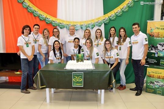 aniversário 35 anos Sicredi Pampa Gaúcho - UA São Gabriel 007