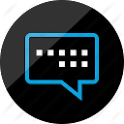 Diaz messenger icon