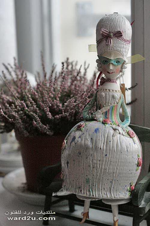 منحوتات خزفية واحلام سيريالية للخزافة Elya Yalonetskaya