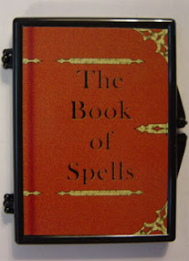 Cover of Anonymous's Book Book Of Spells