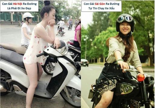 Cảm nhận cá tính người Sài Gòn và Hà Nội theo cách nhìn của 1 Việt Kiều Mỹ