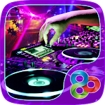 DJ Music GO Launcher Theme