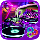 DJ Music GO Launcher Theme