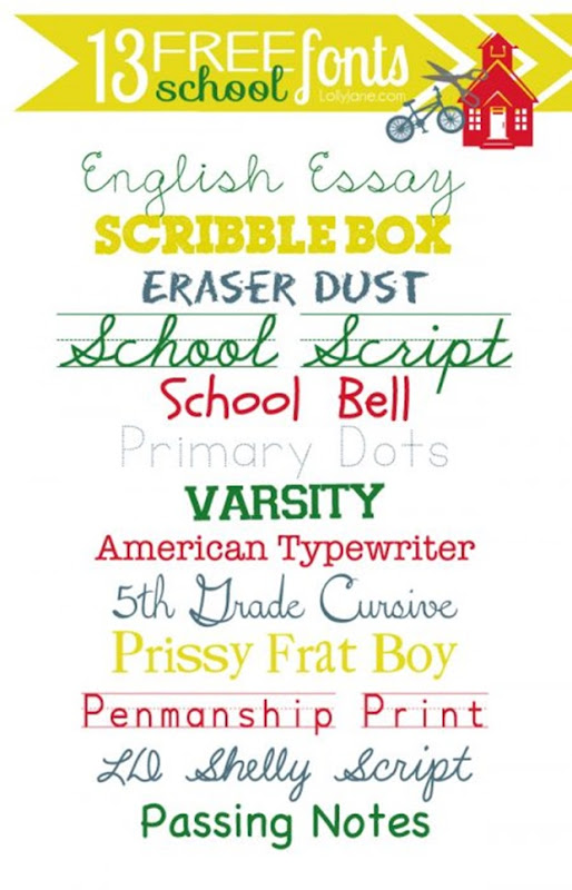 13-free-school-fonts1-450x700