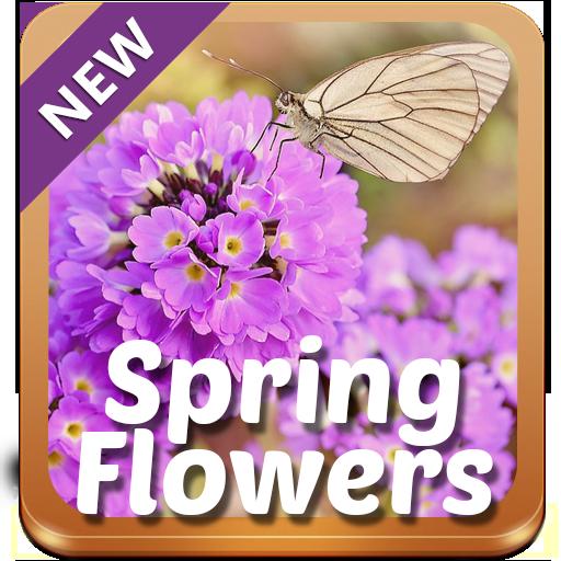 春の花のキーボード 個人化 App LOGO-硬是要APP