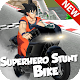 Superheroes Tricky Racing Crazy Bike Stunt Track Android apk