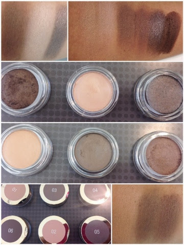 clarins ombre shadows