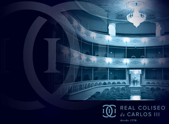 Programación en el Real Coliseo Carlos III