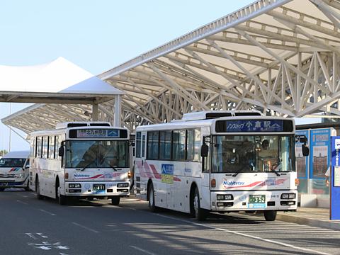 西鉄バス北九州「北九州空港エアポートバス」