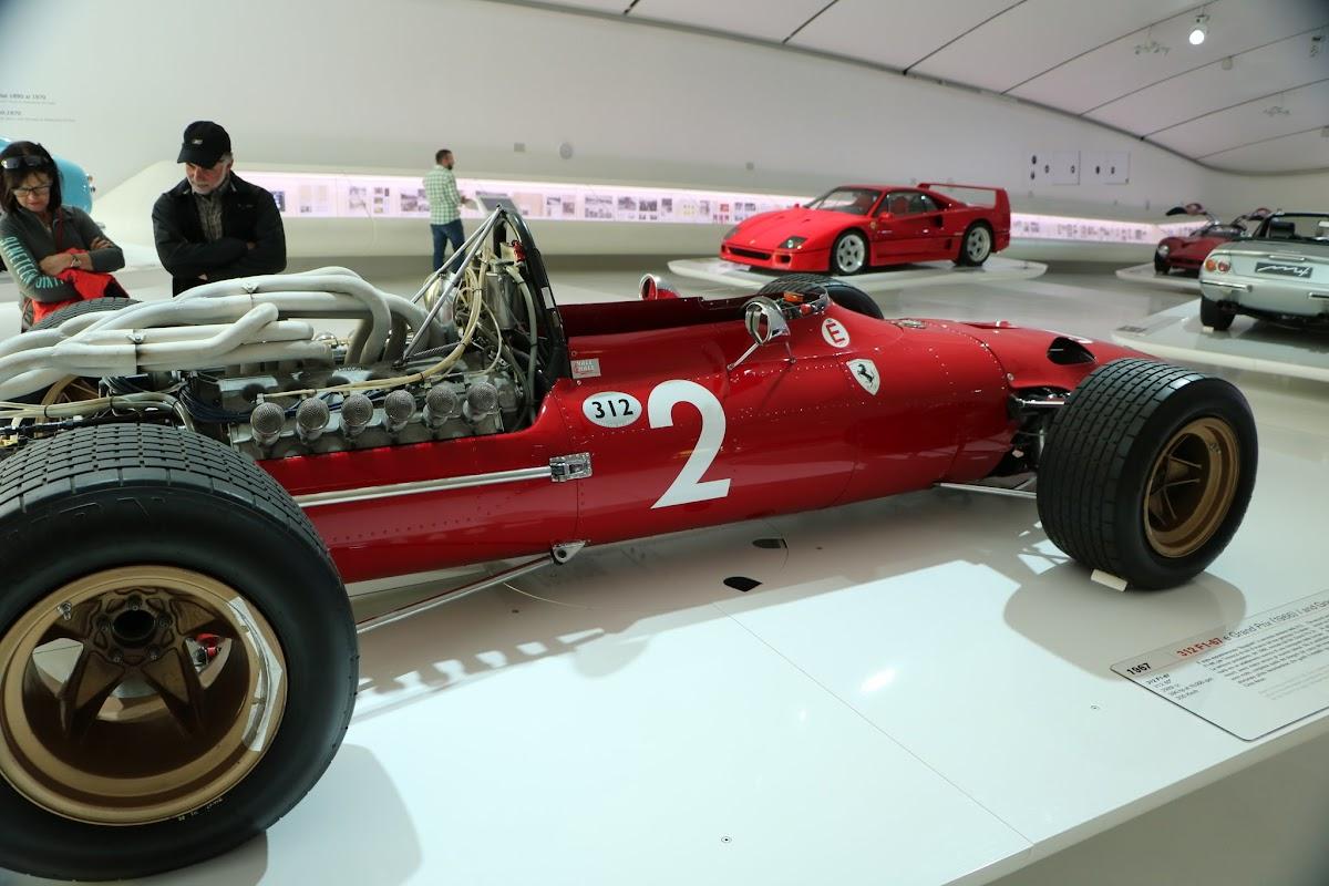 Modena - Enzo Museum 0008 - 1967 Ferrari 312 F1.jpg