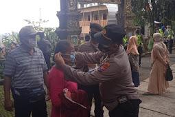 Antisipasi Kerumunan, Kompi Siaga C Sasar Tempat Wisata Tirtosari View Saat Kunjungan Gubernur Jatim