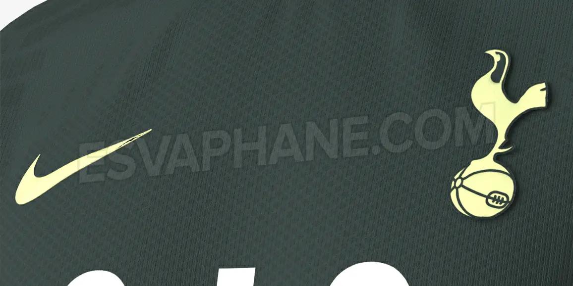 gambar Bocoran jersey Tottenham Hotspurs Away 2020/2021