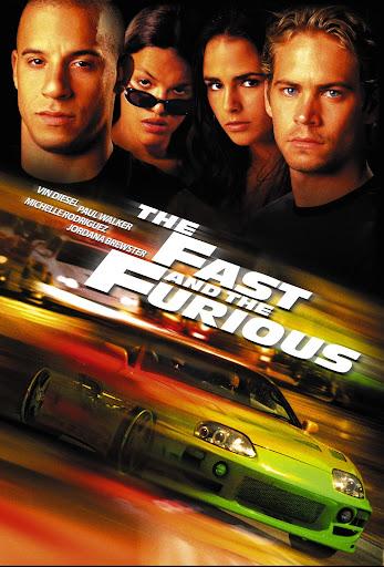 Los coches de FAST FIVE