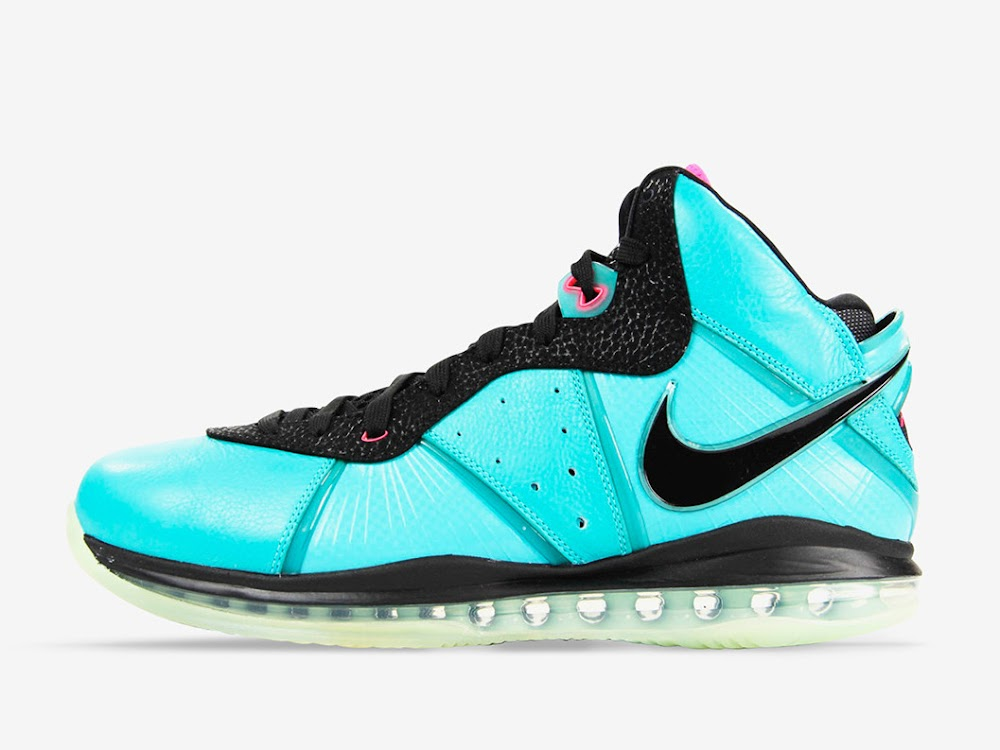differently 5b375 6b89a ... LBJ Debuts South Beach LeBron Watch 15 But Without a Release ...