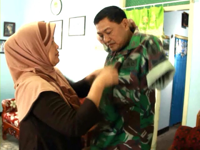 Anggota TNI Cacat Tetap Berharap Naik Pangkat