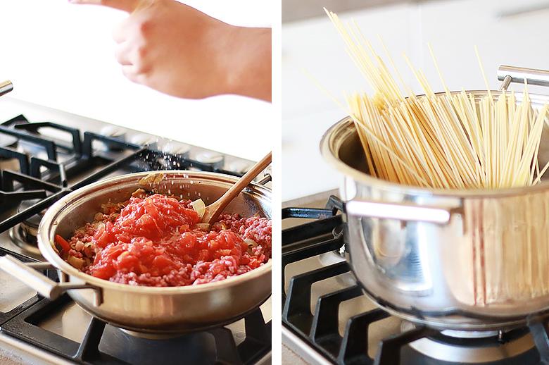 Plat salé facile à cuisiner.