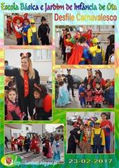 Esc. Basica - J. Escola Ota - Desfile Carnaval - 23.02.2017