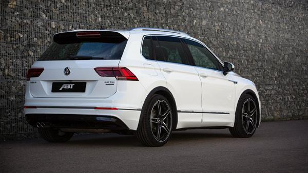 VW Tiguan ABT REAR