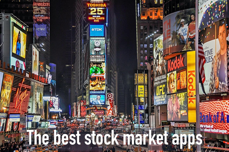 Best Stock Market Apps for iPhone , iPad & Apple TV
