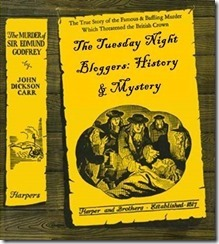 Tuesday Night Bloggers History & Mystery