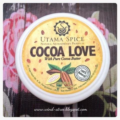 [Review] Utama Spice Cocoa Love Body Butter