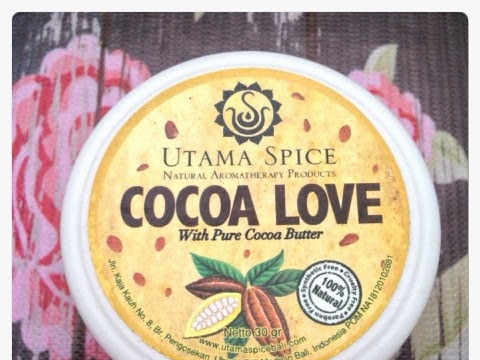 [Review] Utama Spice Cocoa Love Body Butter