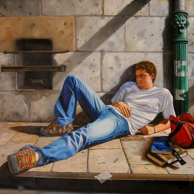 Diego,retrato de Manjarrés