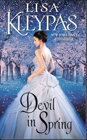 Devil in Spring  (The Ravenels #3) outer